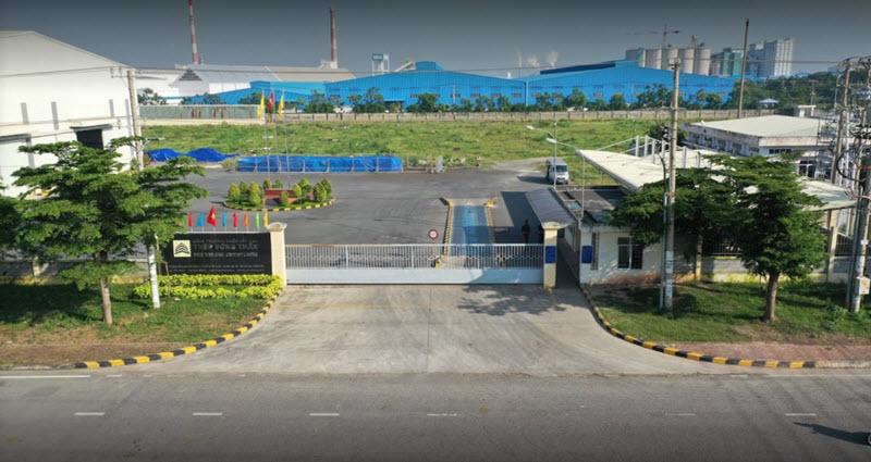 Công ty tôn sóng thần
